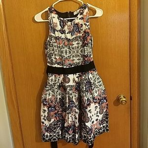 Closet fit and flare dress